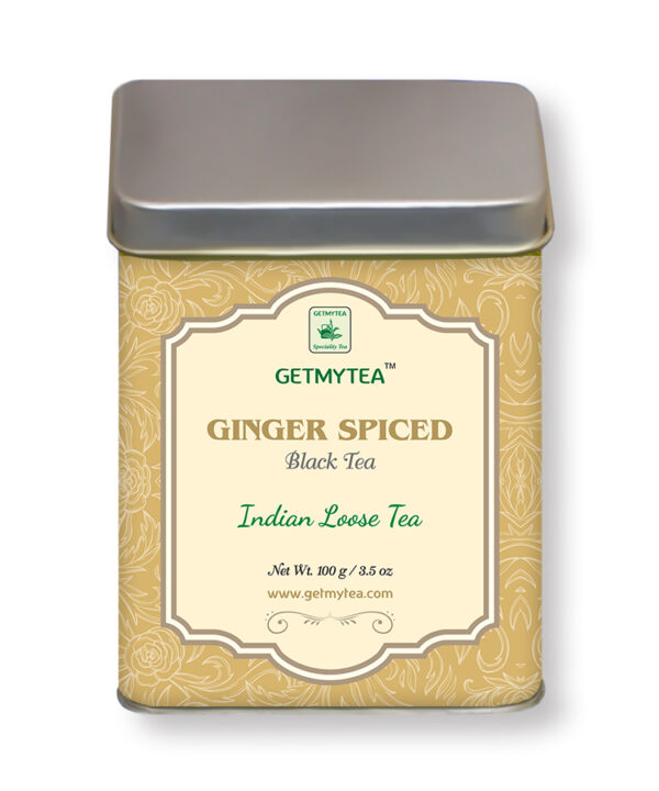 ginger spiced